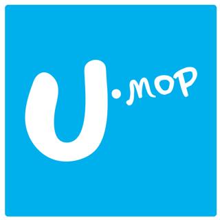 U-mop手壓式旋轉拖把 官方旗艦店