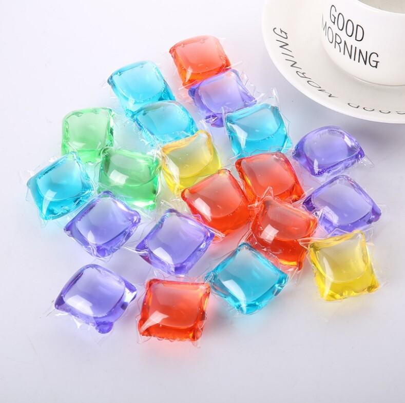 台灣現貨 日本水溶膜技術 3d洗衣球 濃縮洗衣凝珠 洗衣粉 洗衣精 洗衣膠囊