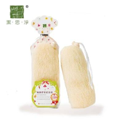 潔思淨 台灣製造魔縐肥皂快速起泡袋 (7.2折)