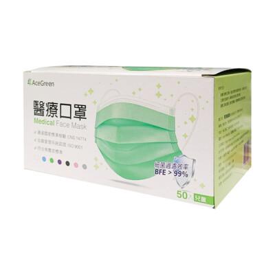 聚泰科技 兒童醫療口罩(50入/盒) 多色可選 兒童口罩 (3.3折)