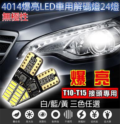 24顆4014爆亮LED解碼燈 (2.3折)