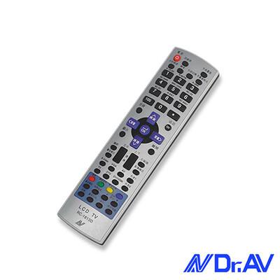 【Dr.AV 聖岡科技】RC-1813西屋/吉普生液晶電視專用遙控器(盒裝) (7.5折)