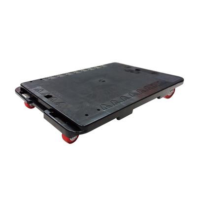 100%台灣製 可拼接塑鋼平板車 HS-680 (5.9折)