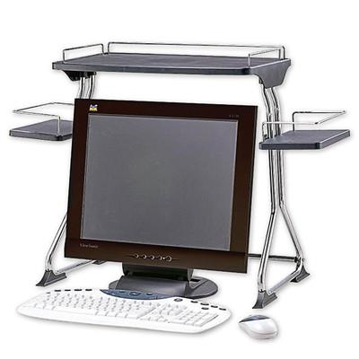 豪華液晶螢幕上方置物架(附喇叭座)  SL-400 (6.7折)