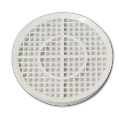 【巧居家】浴室專用-神奇排水防阻塞排水濾網 圓形75mm (四入/組) (6.4折)