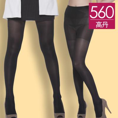 【我塑我形】MIT台灣優選-560丹分段快塑薄型加壓機能褲襪 (7.5折)