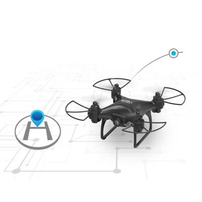 優樂美家居 迷妳耐摔無人機 航拍高清四軸飛行器 男孩兒童玩具 航模 抖音遙控飛機 - 航拍3電池2充 (8折)
