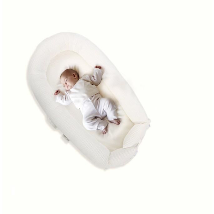 一件免運 嬰兒床 床中床 新生兒 便攜式 多功能 嬰兒床 睡覺神器 0-3歲 寶寶床 防跌床 新生媽