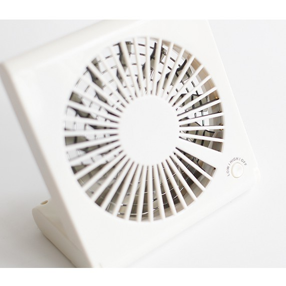 簡約 折疊款 usb 可充電 迷你 小風扇 便攜式 蓄電池 床上 學生宿舍 風扇