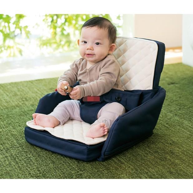 嬰兒床中床便攜式日本防吐奶可折疊寶寶沙發學座椅椅上椅 防吐奶 椅上椅 床中床 學坐椅