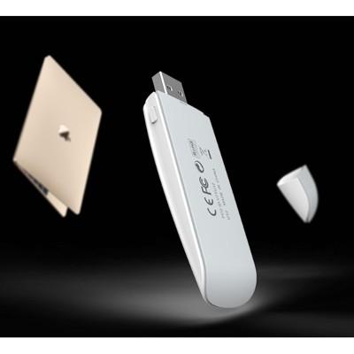 千兆無線網卡台式機筆記本usb雙頻wifi無線接收器發射器5g無線網卡 大功率穿牆王 (3.7折)