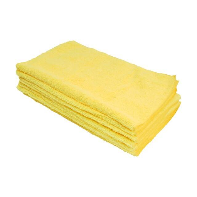 treny 纖維擦拭布 40 x 40 cm (10入) (洗車布抹布毛巾擦車布) 1331