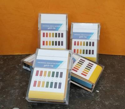 頤和科儀~PH酸檢測試紙/PH測試紙200張/盒 (6折)