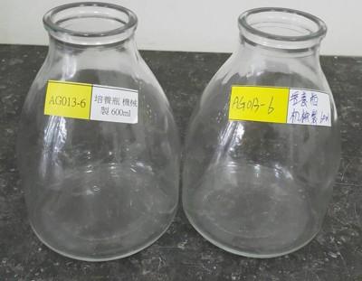 頤和科儀~培養瓶600ml(蘭花瓶)→玻璃瓶→鬥魚瓶→植物瓶→台灣製造 (5.3折)