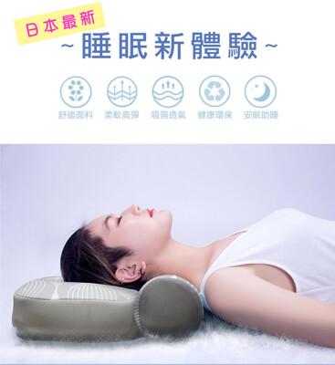 【YAMAKAWA】新款 全方位可調式護頸枕(好睡、透氣、可調式、護頸枕、瑜珈枕、水洗枕) (4.7折)