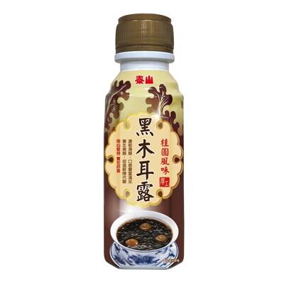 泰山 桂圓黑木耳露310g(24入)【養生輕飲】 (6折)
