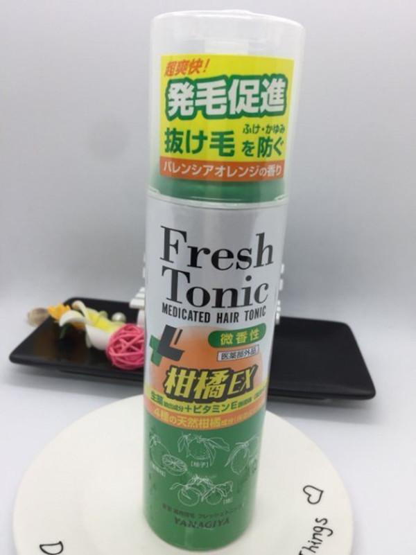 日本柳屋yanagiya ~頭皮噴霧(190g) 柑橘香