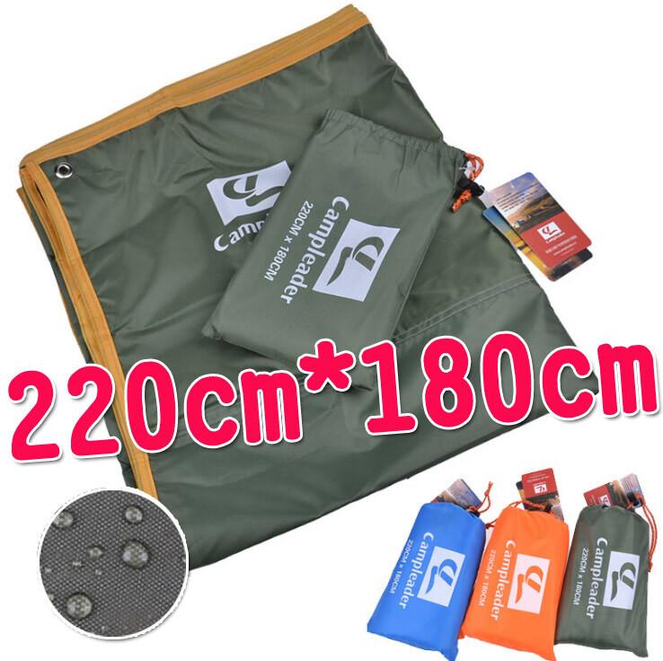 多功能防潮地墊(220x180cm)僅380克  贈收納袋