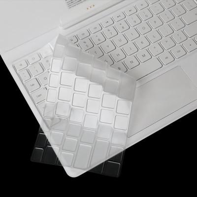 華為平板m5 pro鍵盤膜專用保護貼硅膠10.8英寸防塵墊電腦罩防水套m6全覆蓋透明 - 輕薄高透t (6折)