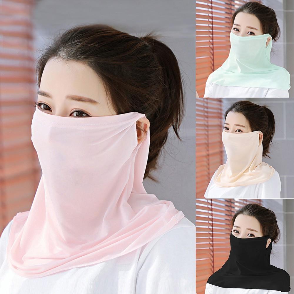 smart mall360度防曬涼感抗uv口罩面罩