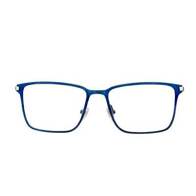 『簡約輕量』Siraya 鈦金屬光學眼鏡 金屬框 低調 簡約 方框 百搭 修飾 時尚 LIAN 鏡框 (7.9折)