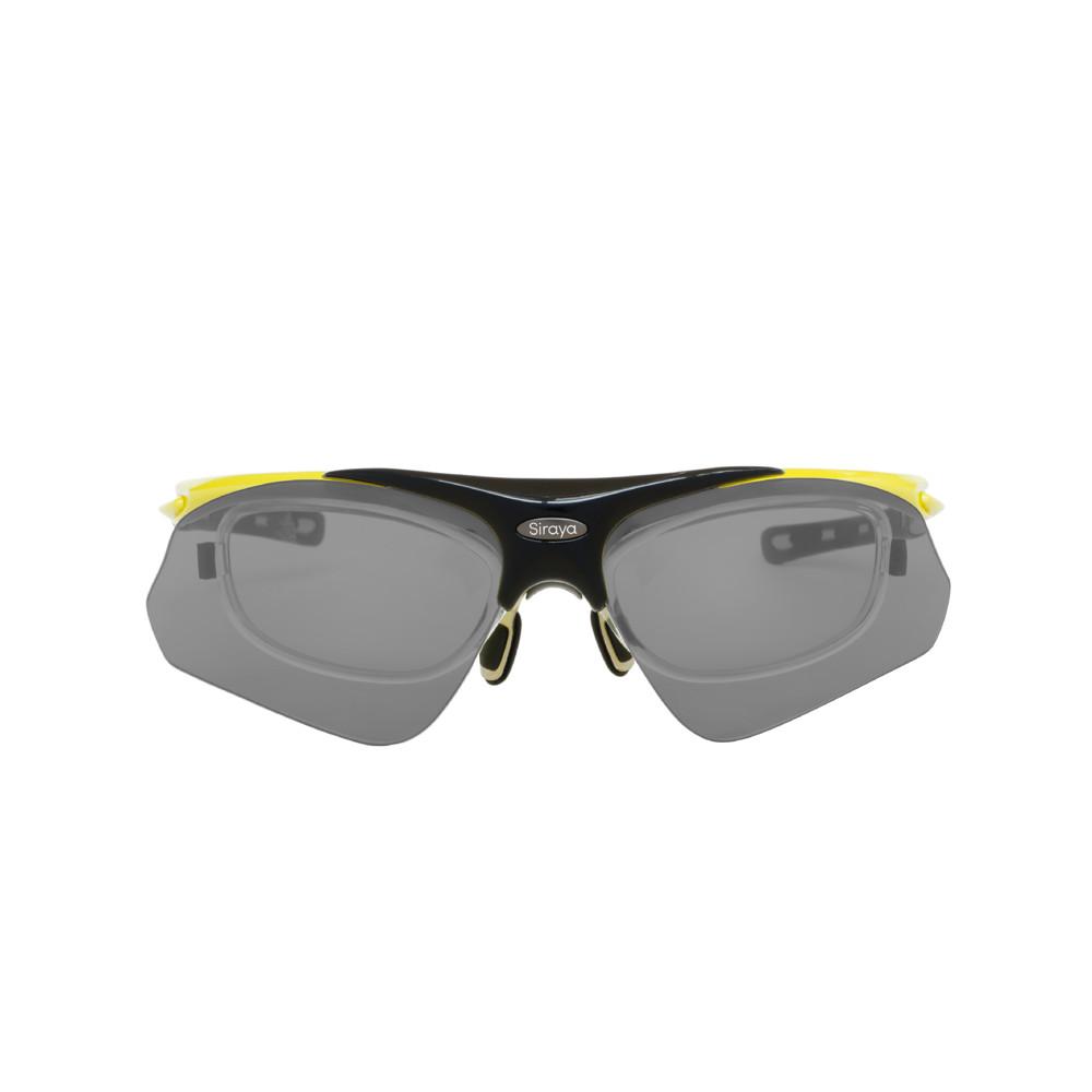 專業運動siraya 運動太陽眼鏡-戶外釣魚(灰色鏡片) 抗uv 戶外 德國蔡司 delta