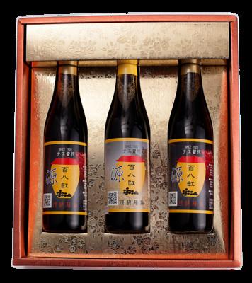 2瓶滷香四溢+1瓶沾沾自喜 共三瓶裝精選伴手禮盒 (8.8折)