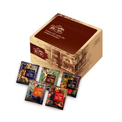 【鮮一杯】濾掛綜合50入分享盒(9克X50包) (3.2折)