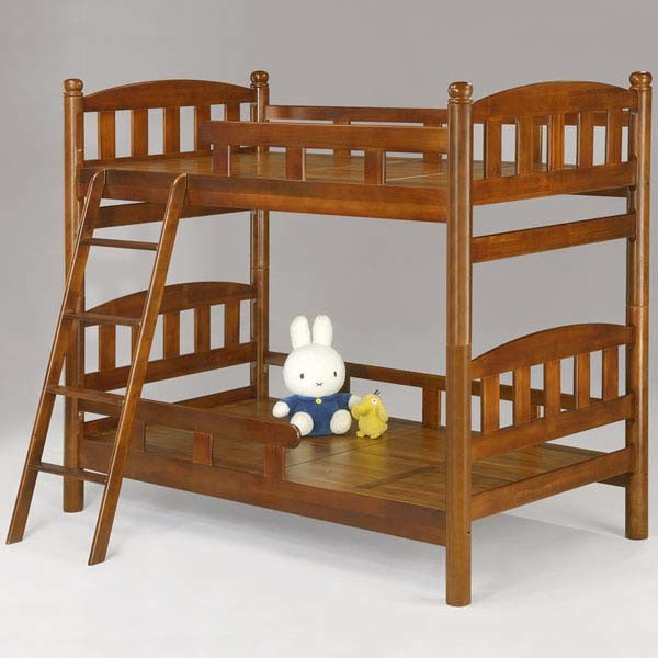 yostyle 蕾妮3.5尺雙層床  上下舖 實木床架 兒童床 專人配送安裝