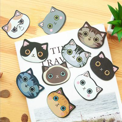 韓國 可愛貓咪造型鏡子 迷你鏡子 隨身鏡子 方便攜帶 歡迎團購批發【RS543】 (1.2折)