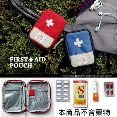 醫藥收納包 旅行便攜 藥品收納包 隨身急救包 衛生棉包 衛生紙包 醫療小包 隨身 藥包【RB392】 (3折)
