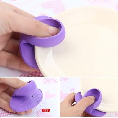 矽膠隔熱手指套 防燙拇指套夾 【RS381】 (3.3折)