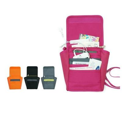 隨身包 斜背包 飛機 多功能 護照包 護照夾 旅行夾 收納包 收納袋 旅遊收納 證件包【RB324】 (2.4折)
