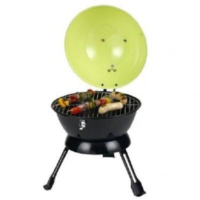 烤肉趣 蘋果造型烤肉爐 圓弧形烤肉爐 附上蓋 烤肉架 蘋果爐 BBQ烤肉架.烤肉爐具 (6.9折)