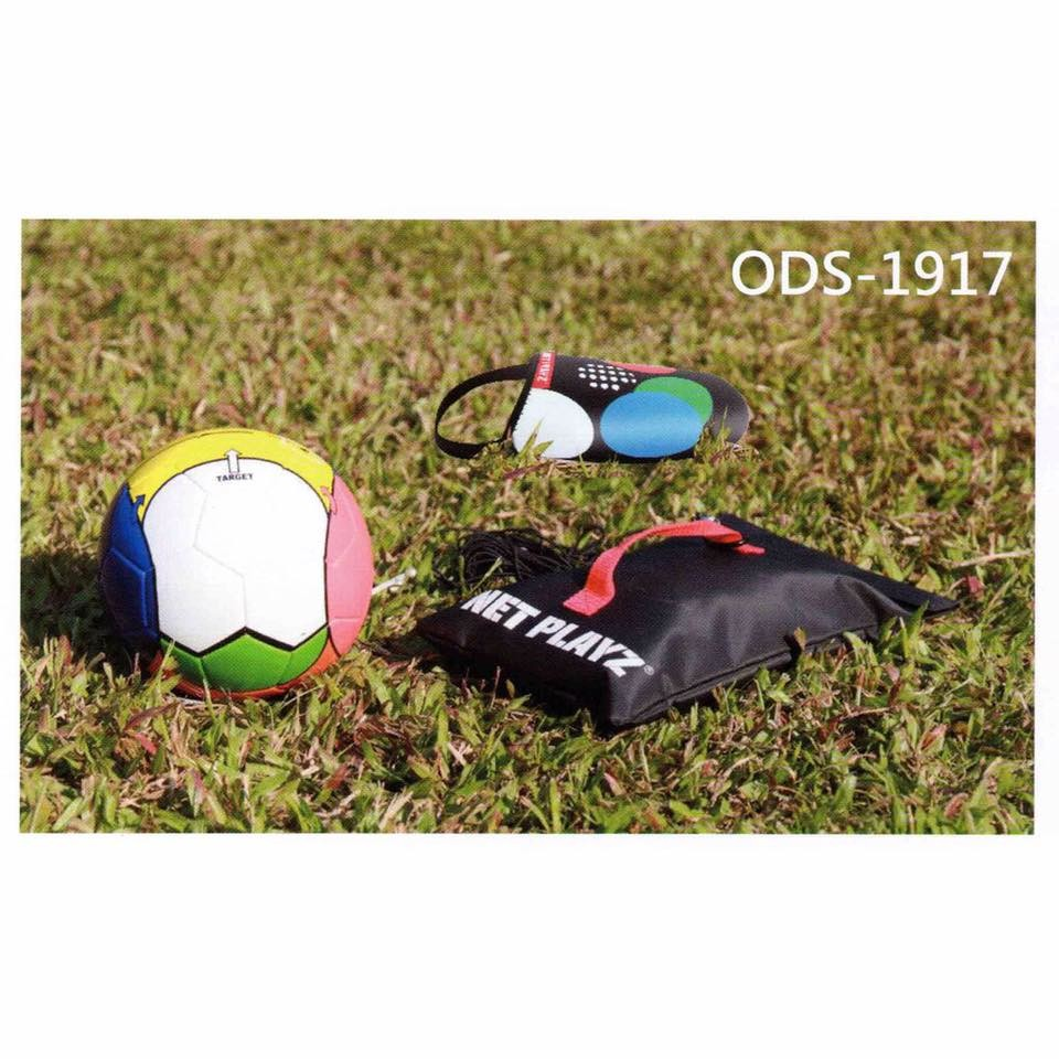 足球腳法訓練組 4號足球 訓練用足球 踢足球 戶外 露營 遊戲 禮物 兒童節 ods-191