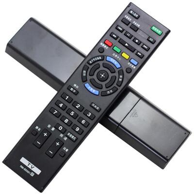 索尼 SONY 液晶電視機 遙控器 RM-SD021 通用 RM-SD022 直接使用 (6折)