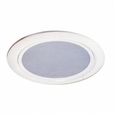 16CM漢堡燈E27橫插式白色 崁燈 漢堡燈 面板燈 (4.4折)