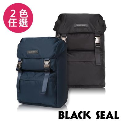 BLACK SEAL 經典休旅系列-多置物層13吋電腦機能後背包-BS83911 (5.1折)