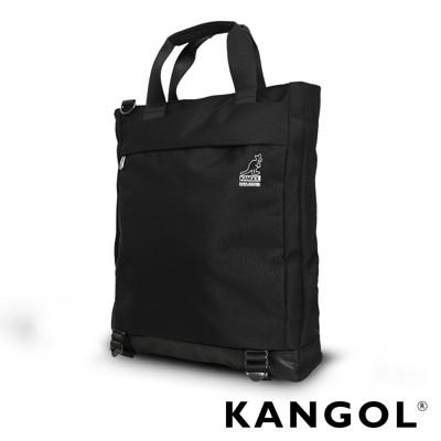 KANGOL 英式潮流大容量手提/肩背/斜背/側背包-KG51159A (7折)