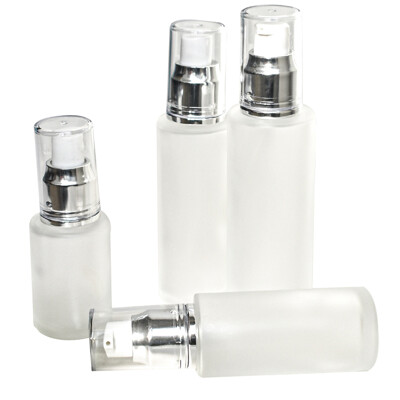 酒精50ml噴瓶 噴瓶 消毒 玻璃瓶 可裝酒精 細霧 裝次氯酸水 噴霧式酒精分裝空瓶 適用75%酒精 (1.6折)