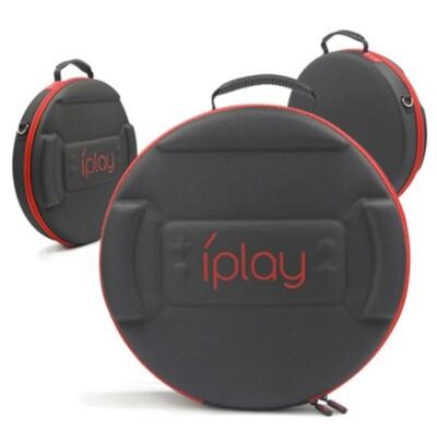 IPLAY Switch 健身環 EVA收納包 Ring-Con斜挎便攜旅行包手提包