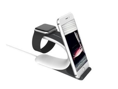 APPLE WATCH 充電器座充 支架 手錶 手環架 充電架 LOCA iPhone Se2 11 (6.7折)