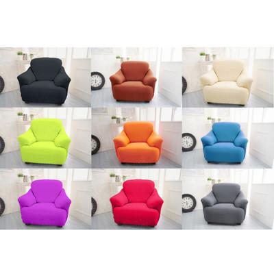 【Osun】一體成型防蟎彈性沙發套、沙發罩-防蟎彈性素色任選(1人座多色任選CE173) (5.1折)
