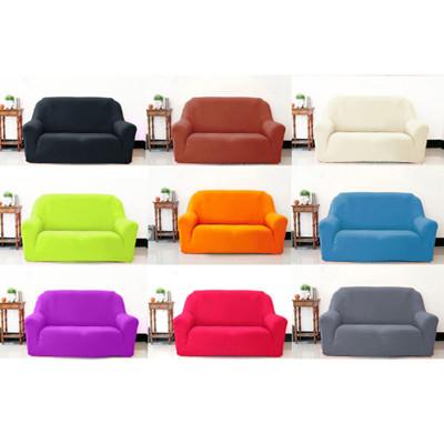 【Osun】一體成型防蟎彈性沙發套、沙發罩-防蟎彈性素色任選(2人座多色任選CE173) (3.6折)