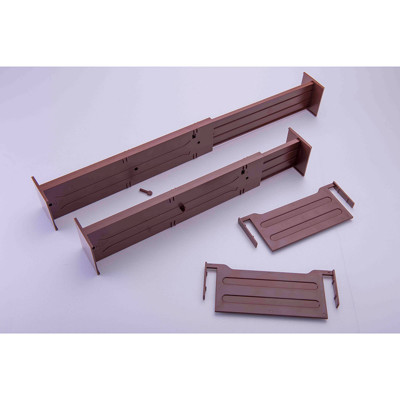 【Osun】多功能百變伸縮隔板(CE-165 5大8小) (1.8折)
