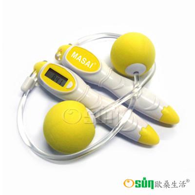 【Osun】兒童用無繩跳繩黃色,天藍,粉紅 CE-147B三色可選★ (5.3折)