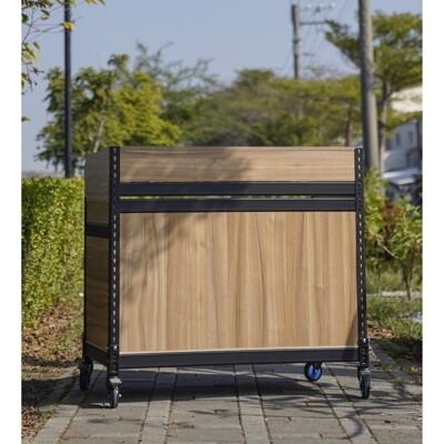 <台南友田角鋼>-半形角鋼工業風格攤車製作 (歡迎詢問) (9.1折)