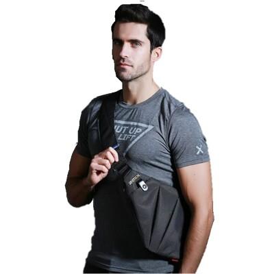 第5代星空版6口袋 全新RIMIX數碼 斜跨包 收納槍包 多功能運動休閒胸包 (4.8折)