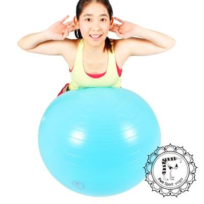 Fun Sport 力伸美防爆抗力球(平面75cm-TUV認證)湖水綠-送教學DVD (9.3折)
