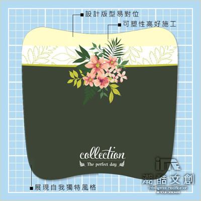 《潮酷文創》GOGORO腳踏墊貼 創意保護貼 腳踏板 踏板貼 / GR008-Collection (6.5折)